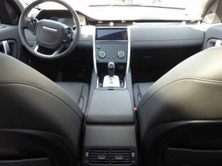 Land Rover Discovery Sport D180 S Noir métallisée  - 9