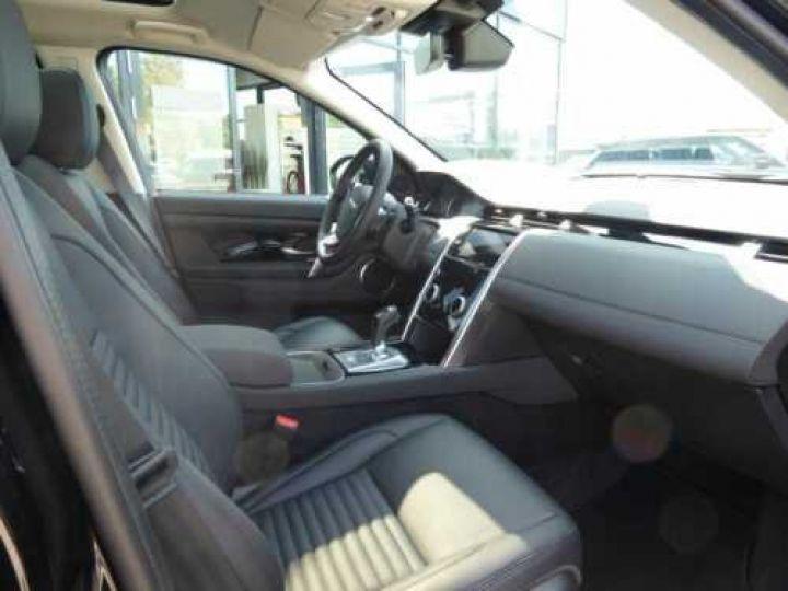 Land Rover Discovery Sport D180 S Noir métallisée  - 12