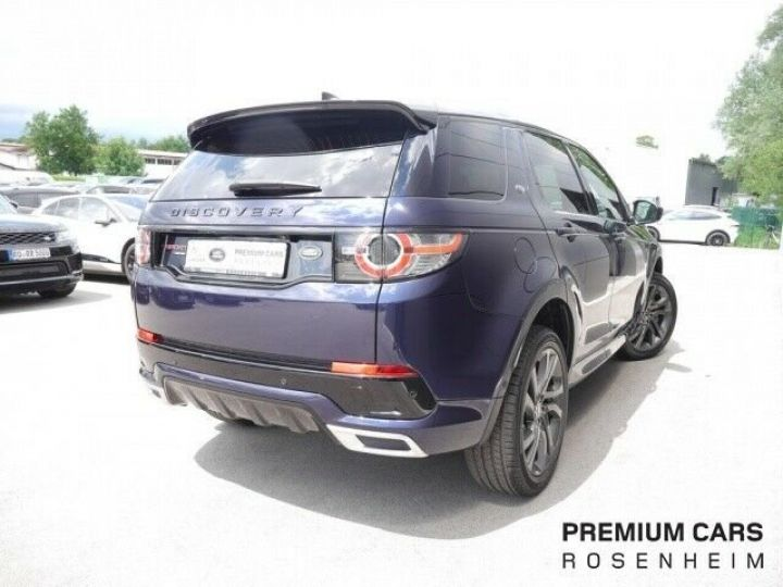 Land Rover Discovery Sport Discovery Sport 2.0 Si4 AWD HSE Luxe bleu - 10