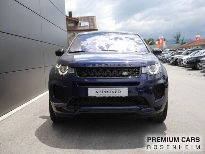 Land Rover Discovery Sport Discovery Sport 2.0 Si4 AWD HSE Luxe bleu - 15
