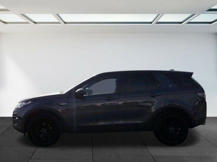 Land Rover Discovery Sport Land Rover Discovery Sport SD4 Automatik 4WD SE Xenon Gris Foncé Grey - 2