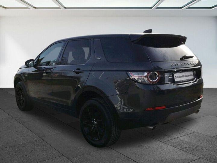 Land Rover Discovery Sport Land Rover Discovery Sport SD4 Automatik 4WD SE Xenon Gris Foncé Grey - 3