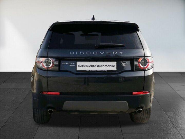 Land Rover Discovery Sport Land Rover Discovery Sport SD4 Automatik 4WD SE Xenon Gris Foncé Grey - 4