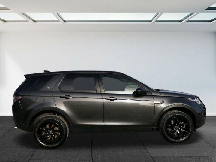 Land Rover Discovery Sport Land Rover Discovery Sport SD4 Automatik 4WD SE Xenon Gris Foncé Grey - 5