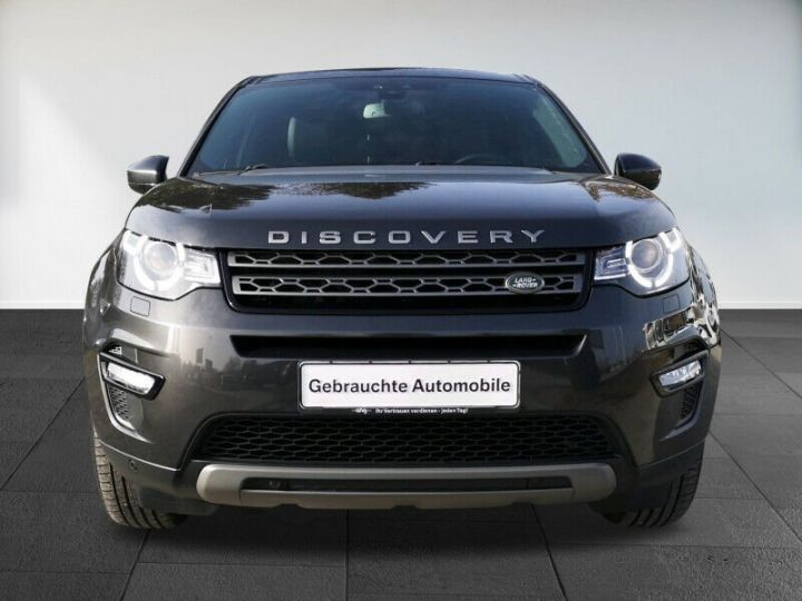 Land Rover Discovery Sport Land Rover Discovery Sport SD4 Automatik 4WD SE Xenon Gris Foncé Grey - 6