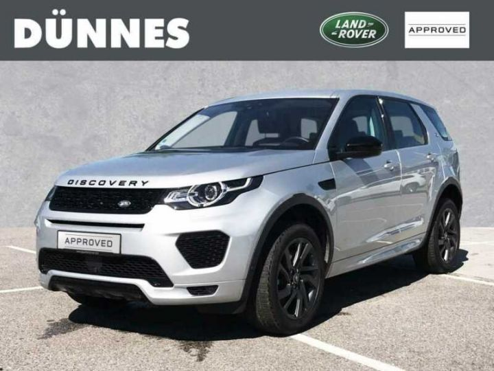 Land Rover Discovery Sport Land Rover Discovery Sport Si4 HSE gris - 1