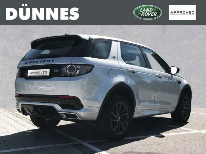 Land Rover Discovery Sport Land Rover Discovery Sport Si4 HSE gris - 2
