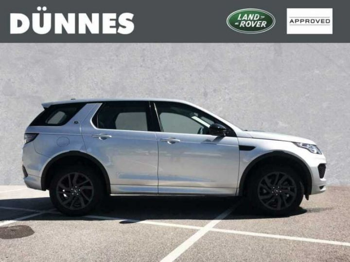 Land Rover Discovery Sport Land Rover Discovery Sport Si4 HSE gris - 5