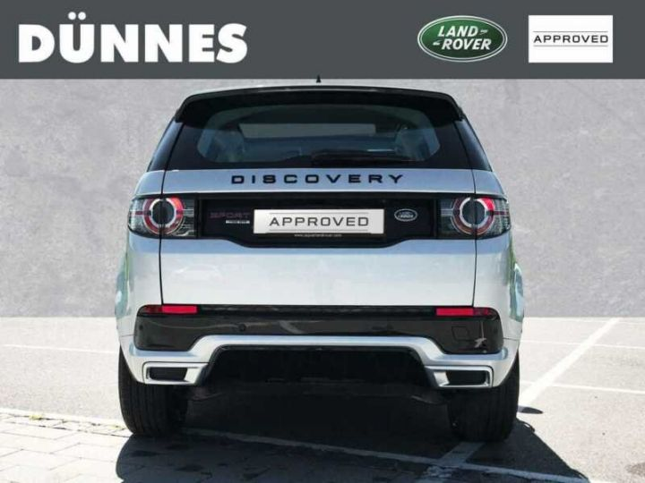 Land Rover Discovery Sport Land Rover Discovery Sport Si4 HSE gris - 6