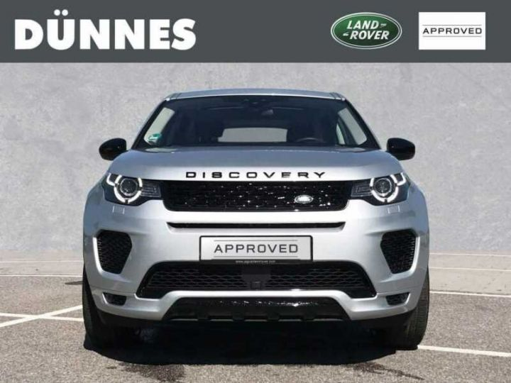 Land Rover Discovery Sport Land Rover Discovery Sport Si4 HSE gris - 7