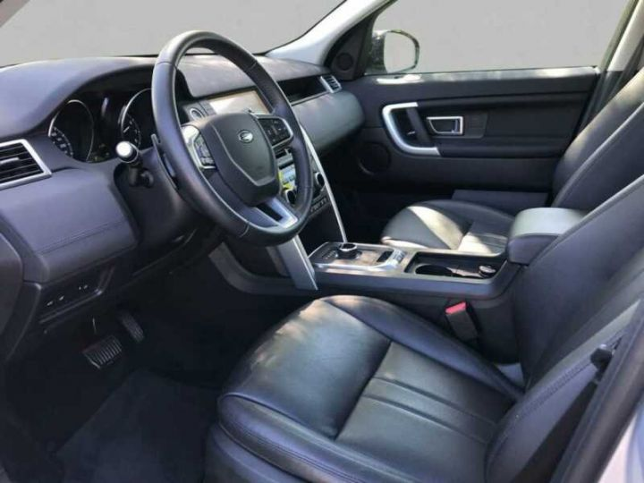 Land Rover Discovery Sport Land Rover Discovery Sport Si4 HSE gris - 8