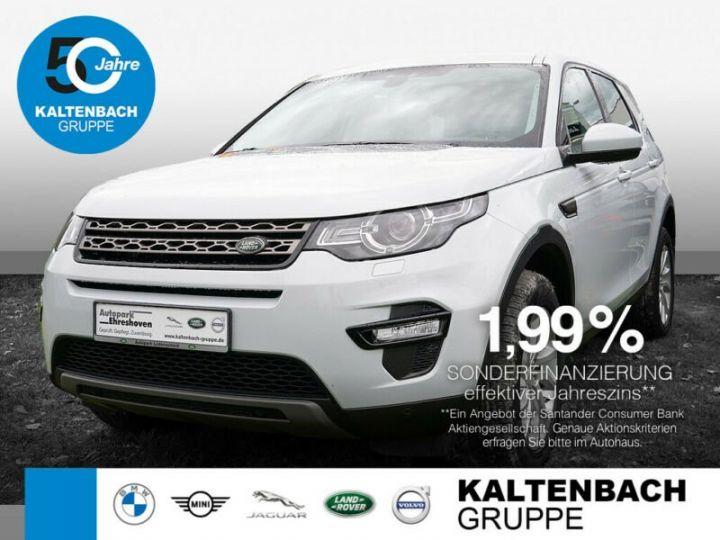 Land Rover Discovery Sport Land Rover Discovery Sport TD4 SE/GPS/12 Mois de garantie Blanc - 1