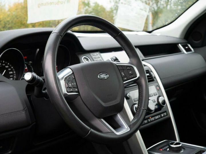 Land Rover Discovery Sport Land Rover Discovery Sport TD4 SE/GPS/12 Mois de garantie Blanc - 2