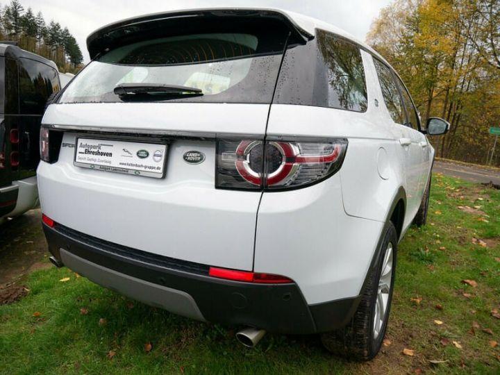 Land Rover Discovery Sport Land Rover Discovery Sport TD4 SE/GPS/12 Mois de garantie Blanc - 3