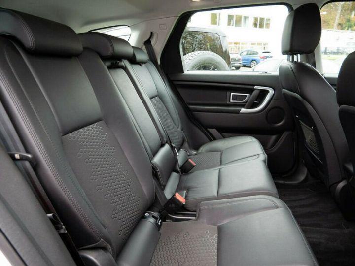 Land Rover Discovery Sport Land Rover Discovery Sport TD4 SE/GPS/12 Mois de garantie Blanc - 13