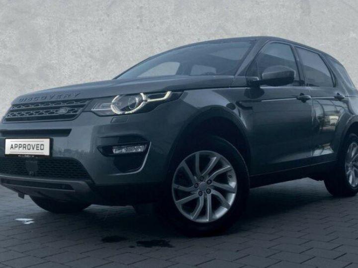 Land Rover Discovery Sport SE Noir métallisée  - 1