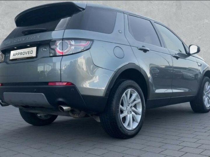 Land Rover Discovery Sport SE Noir métallisée  - 2