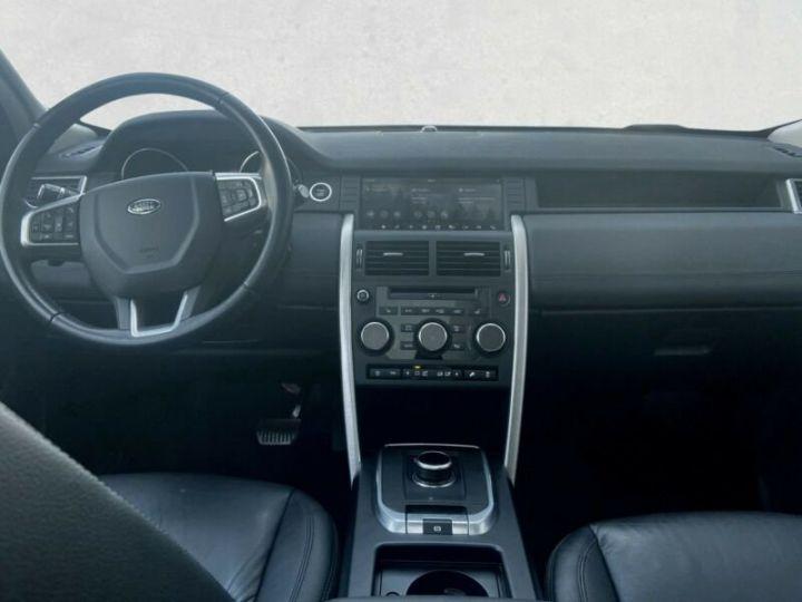Land Rover Discovery Sport SE Noir métallisée  - 4