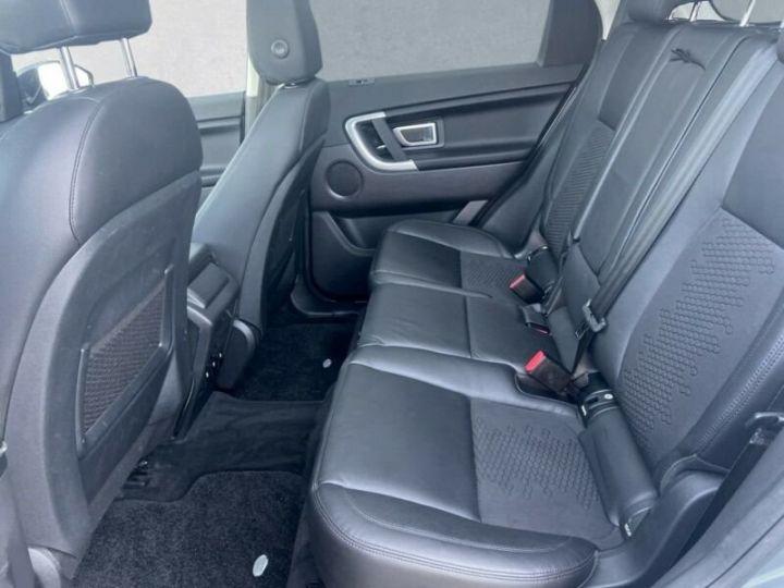 Land Rover Discovery Sport SE Noir métallisée  - 5