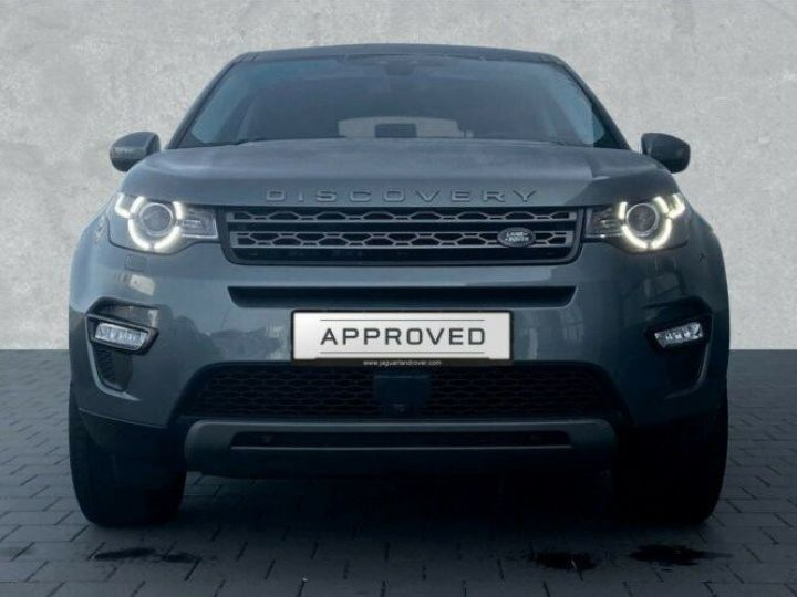 Land Rover Discovery Sport SE Noir métallisée  - 8