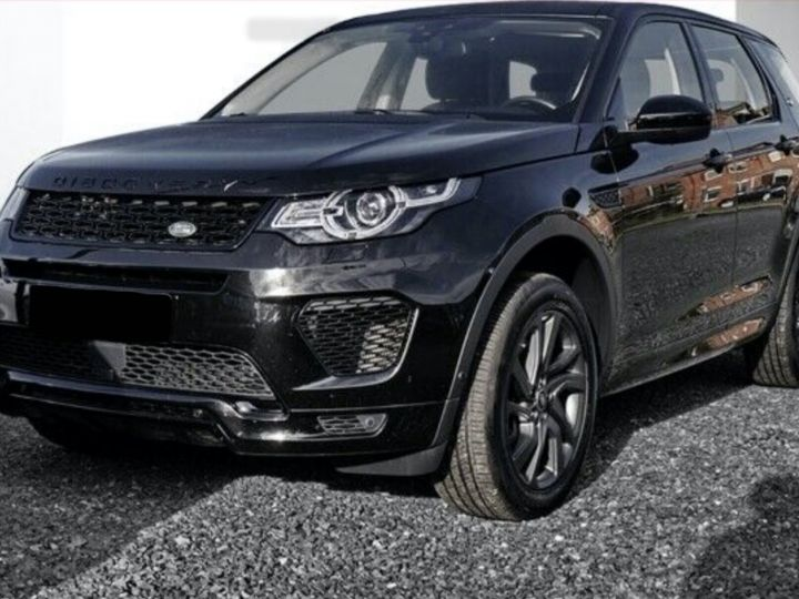 Land Rover Discovery Sport Si4 290 HSE   Noir - 1
