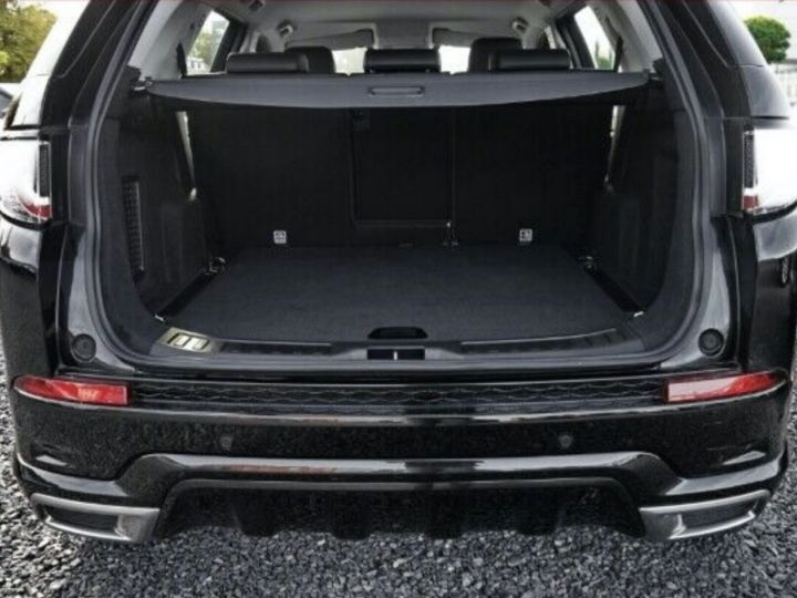 Land Rover Discovery Sport Si4 290 HSE   Noir - 3