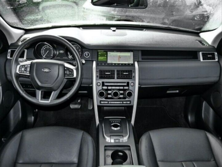 Land Rover Discovery Sport Si4 290 HSE   Noir - 4
