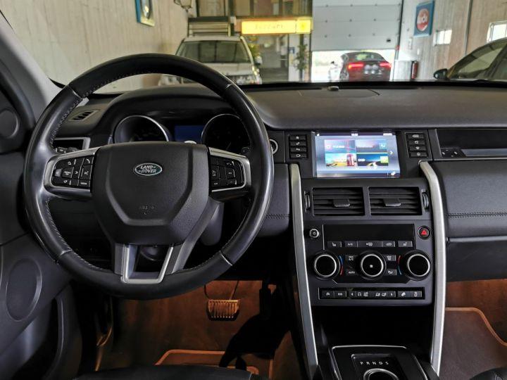 Land Rover Discovery Sport TD4 150 CV SE BVA Gris - 6