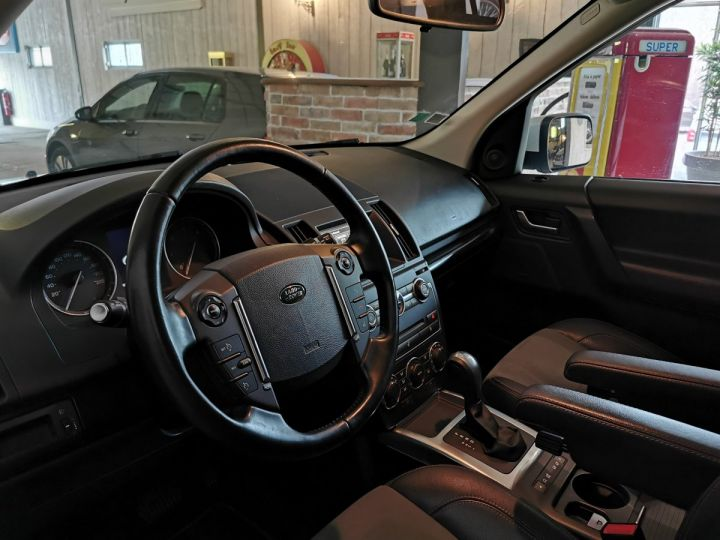 Land Rover Freelander SD4 190 CV XS BVA Blanc - 5