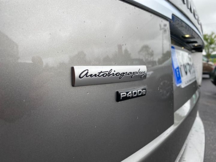 Land Rover Range Rover 2.0 P400E 404CH AUTOBIOGRAPHY SWB MARK IX Gris C - 11