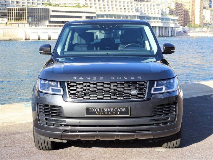 Land Rover Range Rover 3.0d  TDV6 HSE SWB 258 CV - MONACO Gris Tempête/Gris Carpathien - 2