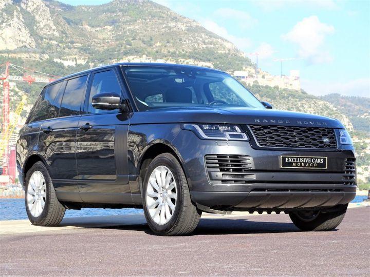 Land Rover Range Rover 3.0d  TDV6 HSE SWB 258 CV - MONACO Gris Tempête/Gris Carpathien - 3