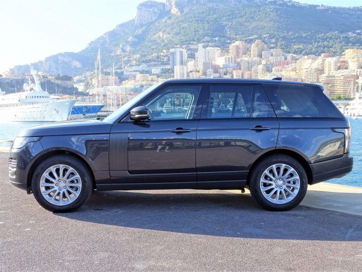 Land Rover Range Rover 3.0d  TDV6 HSE SWB 258 CV - MONACO Gris Tempête/Gris Carpathien - 4