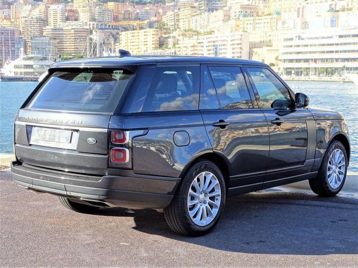 Land Rover Range Rover 3.0d  TDV6 HSE SWB 258 CV - MONACO Gris Tempête/Gris Carpathien - 5