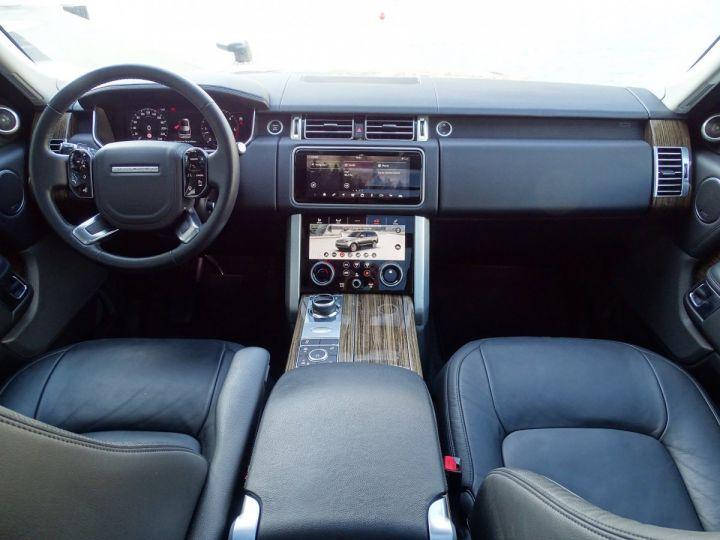 Land Rover Range Rover 3.0d  TDV6 HSE SWB 258 CV - MONACO Gris Tempête/Gris Carpathien - 9