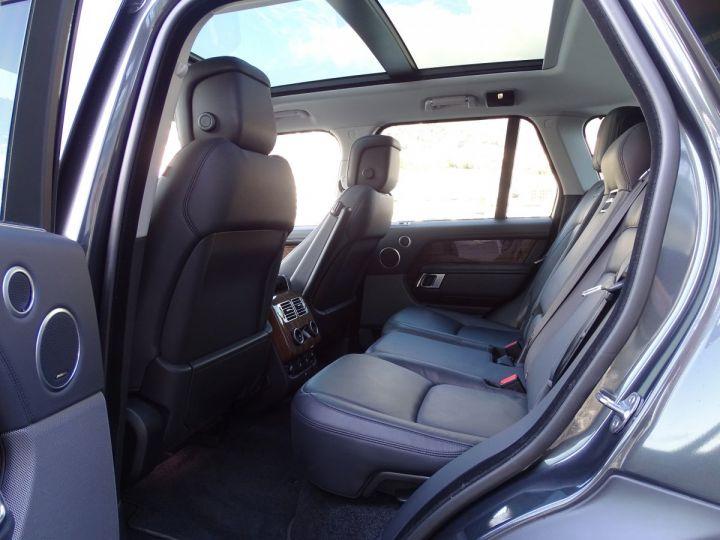 Land Rover Range Rover 3.0d  TDV6 HSE SWB 258 CV - MONACO Gris Tempête/Gris Carpathien - 12