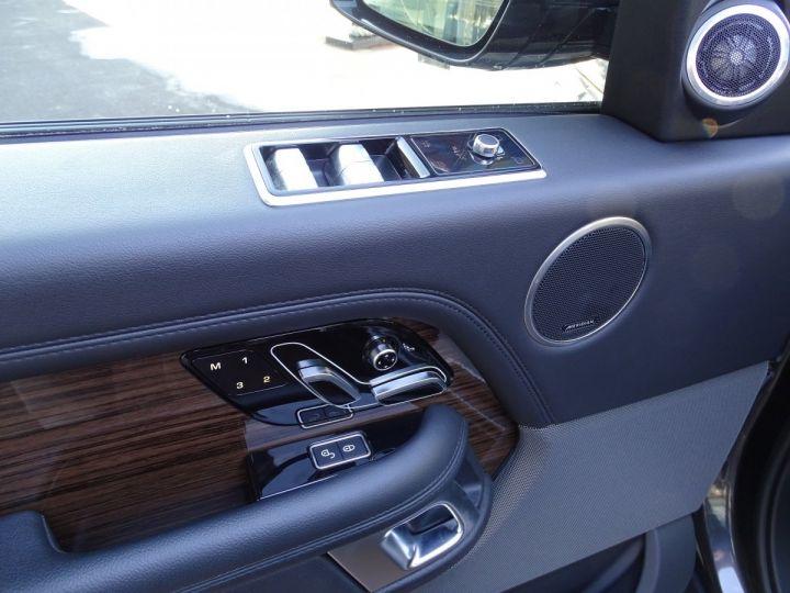 Land Rover Range Rover 3.0d  TDV6 HSE SWB 258 CV - MONACO Gris Tempête/Gris Carpathien - 14