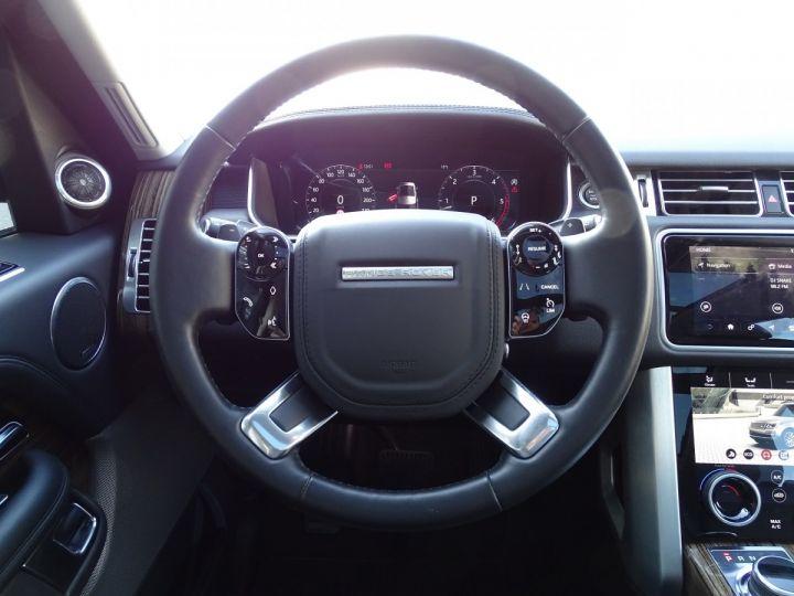 Land Rover Range Rover 3.0d  TDV6 HSE SWB 258 CV - MONACO Gris Tempête/Gris Carpathien - 15