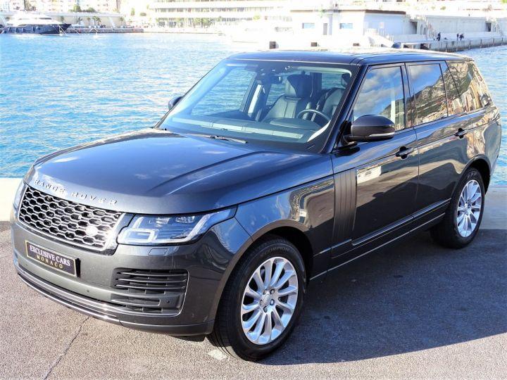 Land Rover Range Rover 3.0d  TDV6 HSE SWB 258 CV - MONACO Gris Tempête/Gris Carpathien - 20