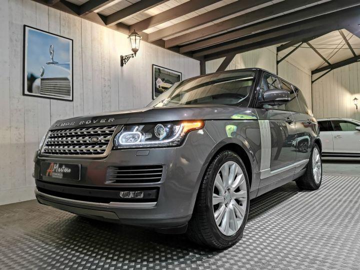 Land Rover Range Rover 4.4 SDV8 340 CV VOGUE BVA Gris - 2