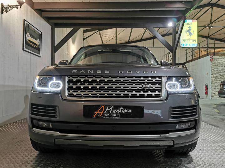 Land Rover Range Rover 4.4 SDV8 340 CV VOGUE BVA Gris - 3