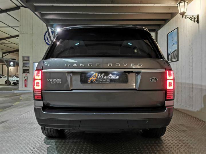 Land Rover Range Rover 4.4 SDV8 340 CV VOGUE BVA Gris - 4