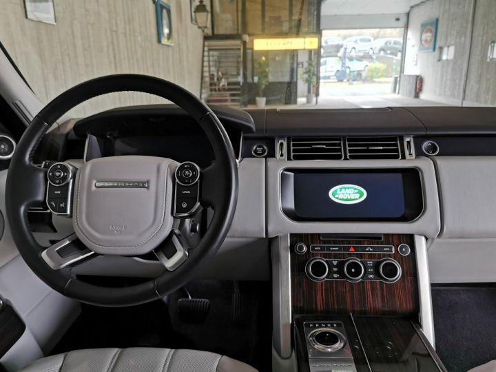 Land Rover Range Rover 4.4 SDV8 340 CV VOGUE BVA Gris - 7