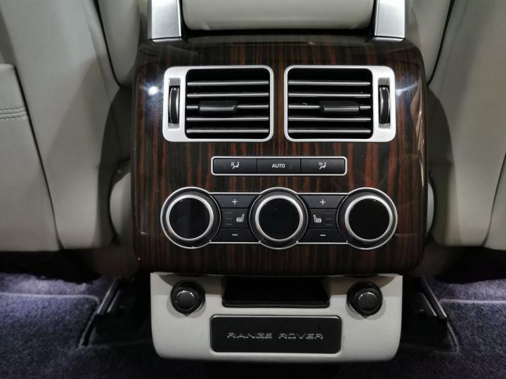 Land Rover Range Rover 4.4 SDV8 340 CV VOGUE BVA Gris - 12
