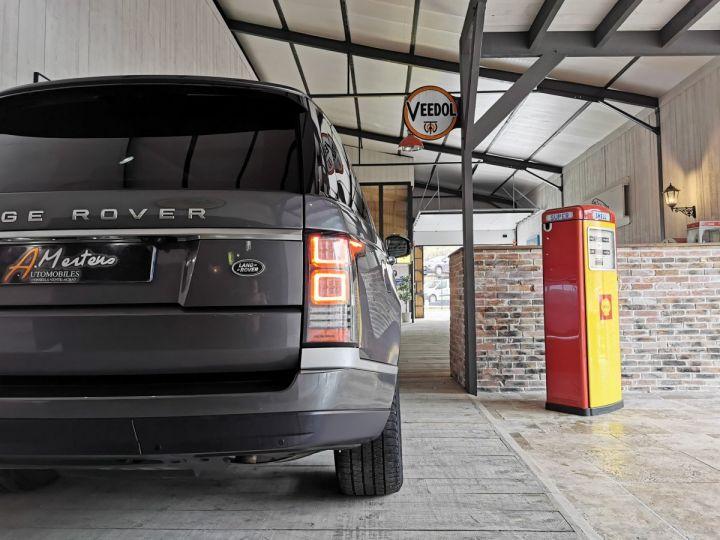 Land Rover Range Rover 4.4 SDV8 340 CV VOGUE BVA Gris - 20