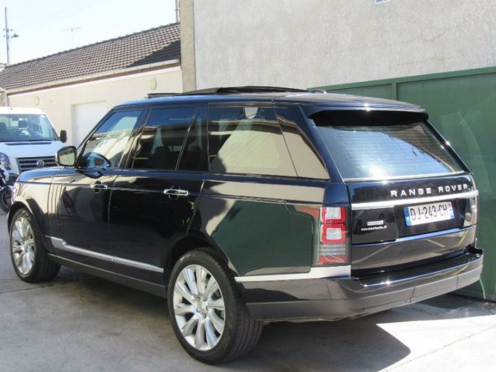 Land Rover Range Rover 4.4 SDV8 340CH AUTOBIOGRAPHY NOIR Occasion - 3