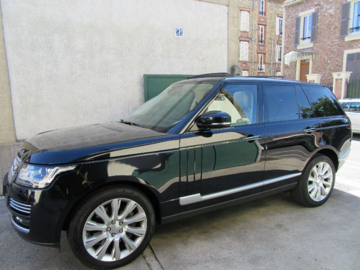 Land Rover Range Rover 4.4 SDV8 340CH AUTOBIOGRAPHY NOIR Occasion - 5