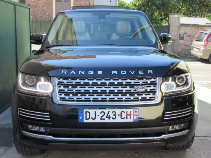 Land Rover Range Rover 4.4 SDV8 340CH AUTOBIOGRAPHY NOIR Occasion - 6