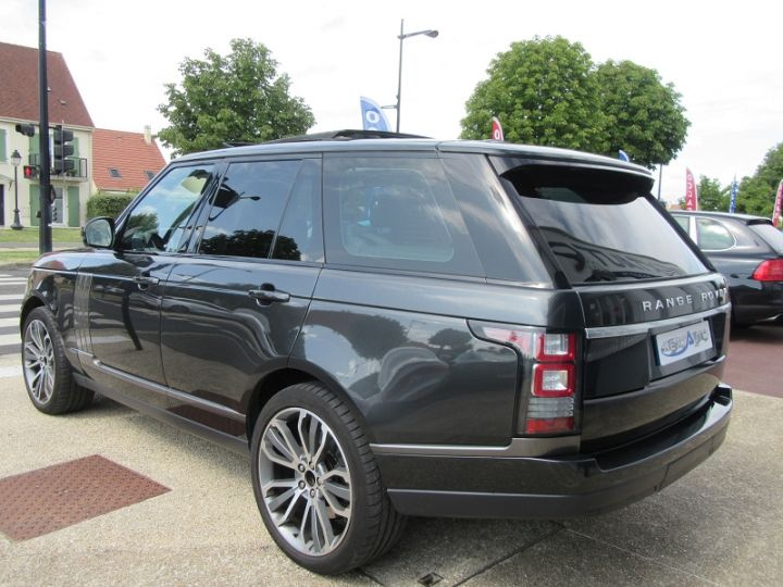 Land Rover Range Rover 4.4 SDV8 AUTOBIOGRAPHY GRIS Occasion - 3