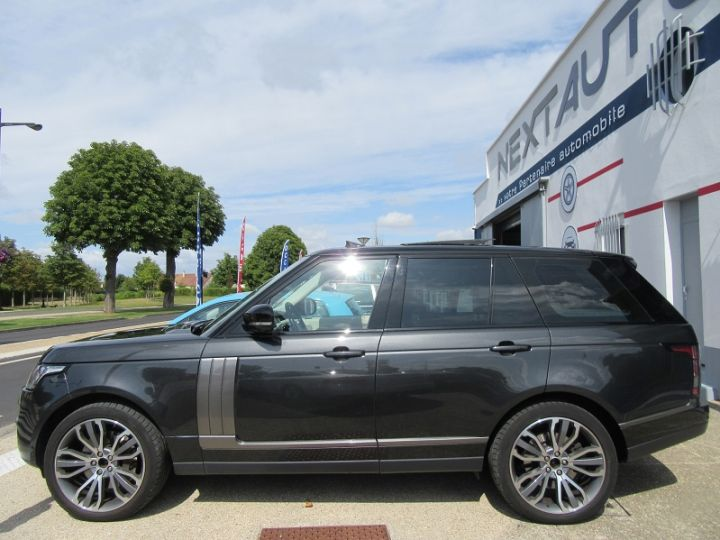 Land Rover Range Rover 4.4 SDV8 AUTOBIOGRAPHY GRIS Occasion - 5